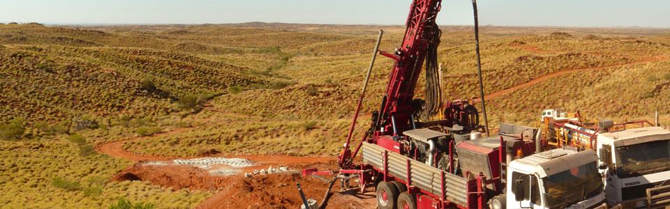 Tungsten Mining Banner