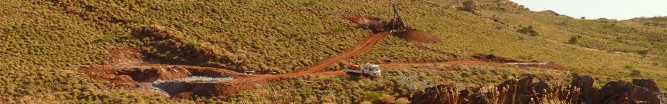 Tungsten Mining